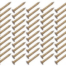 Nails for reed plate, Marine Band