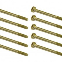 Screw set, all chromatic reed plates