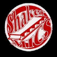 Shaker mic logo